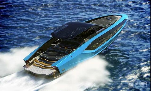4000匹的兰博基尼游艇首发,这得多少钱?